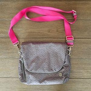 Lululemon Crossbody Shoulder Bag